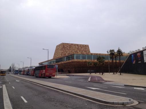 La Llotja Lleida Enclosure